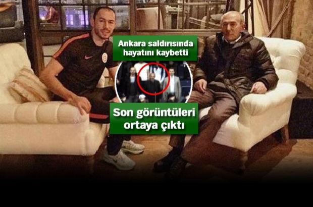 Umut Bulut'un babası Kemal Bulut, Ankara patlamasında hayatını kaybetti