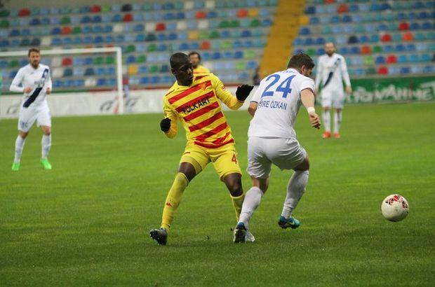 Kayseri Erciyesspor: 1 - Göztepe: 0