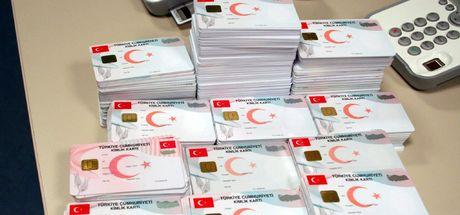 Çipli kimlik kartlarının ücreti belli oldu
