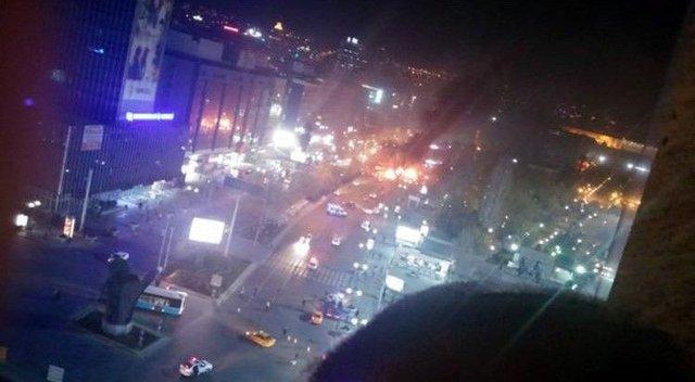 Ankara saldırısında üçüncü isim aranıyor: Organizatör Vahit