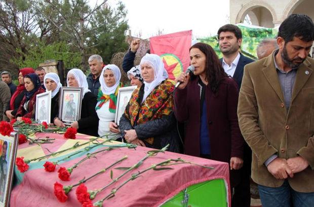 2 HDP'li vekil PKK'nın cenazesine katıldı!