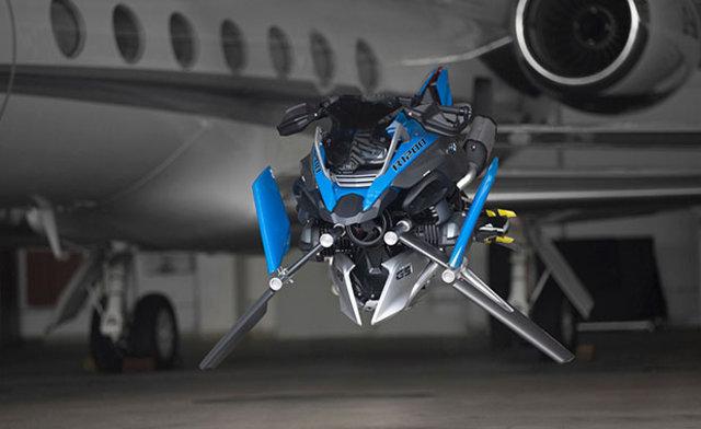 Bağcıklarını kendisi bağlayan spor ayakkabı satışa çıkıyor, BMW Hover Ride