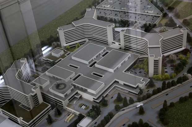 Mersin Şehir Hastanesi açılıyor