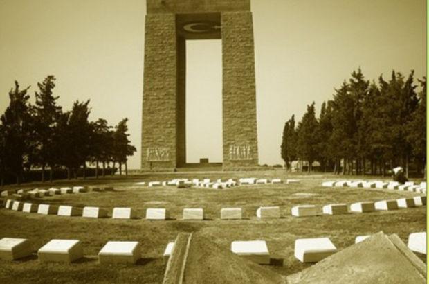 101. yılda Çanakkale Şehitlerine - Çanakkale Şehitlikleri Hava Görüntüleri