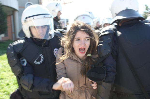 Ali İsmail Korkmaz anmasında polis müdahale