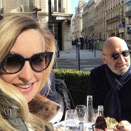 Masis çiftinin Paris tatili