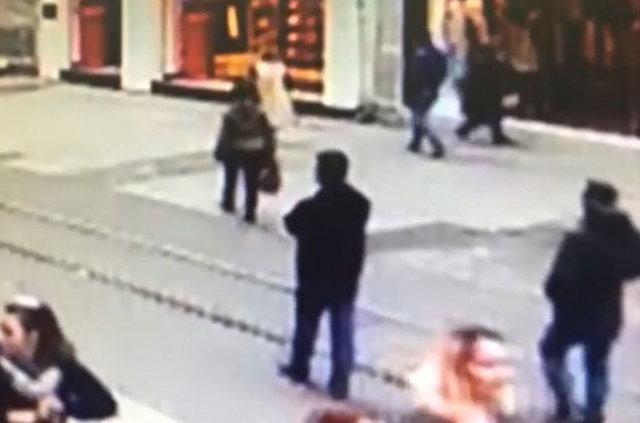Canlı bomba Mehmet Öztürk, İsrailli kafileyi adım adım takip etmiş