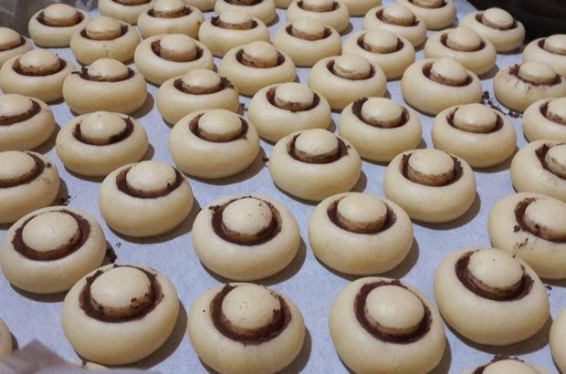 Mantar kurabiye nasıl yapılır?