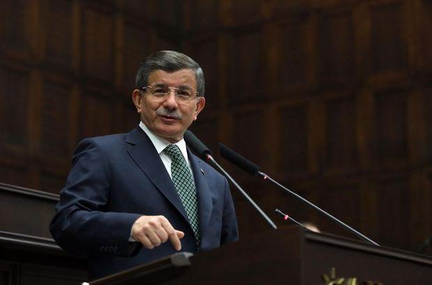 Başbakan Ahmet Davutoğlu'ndan Brüksel tepkisi: Lanetliyorum!