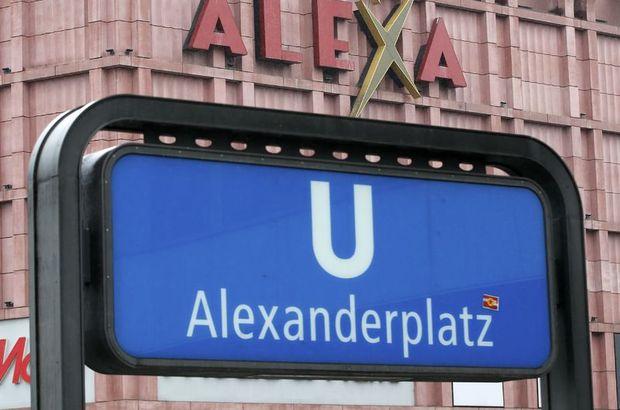 Berlin'in ünlü meydanında suç olaylarının önüne geçilemiyor