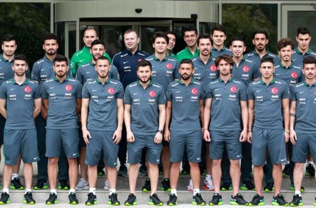 Ümit Milli Futbol Takımı, Antalya'da toplandı