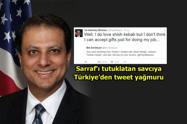 Rıza Sarraf'ı (Reza Zarrab) tutuklatan savcı Wall Street'in korkulu rüyası