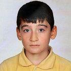 Beratcan Karakütük'ü okul çıkışı aracına almış