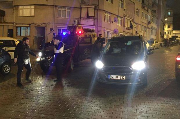 Üsküdar'da patlama sesleri duyuldu, polis alarma geçti