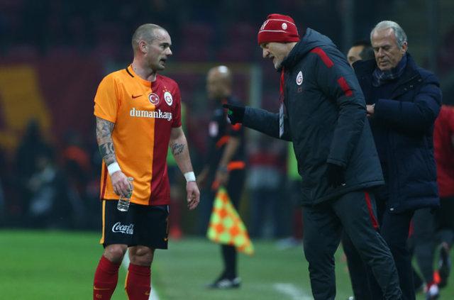 Taffarel Galatasaray'dan ayrılık kararı aldı