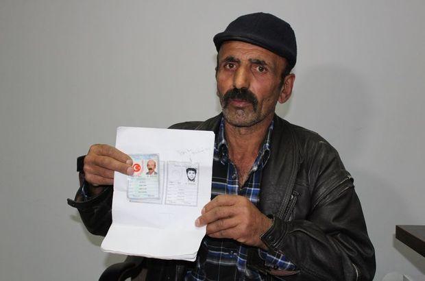 Nurettin Dursun'un kimliği İzmir'de kayboldu başına gelmeyen kalmadı!