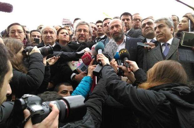 Dündar ve Gül'ün duruşması ertelendi
