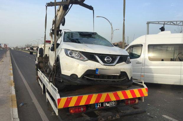 Milletvekili kaza yaptı: 4 yaralı