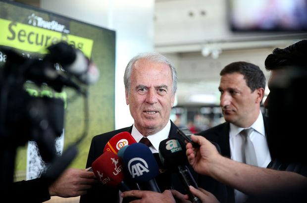 Mustafa Denizli'den istifa açıklaması