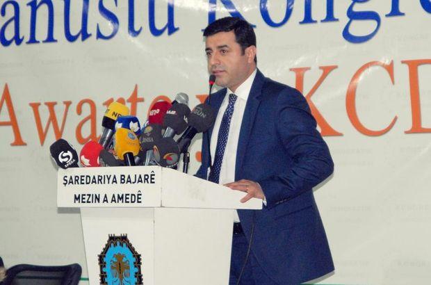 Selahattin Demirtaş'tan Kemal Kılıçdaroğlu'na: Geçen yıl ki ilkeniz neydi, bu yılki ne?
