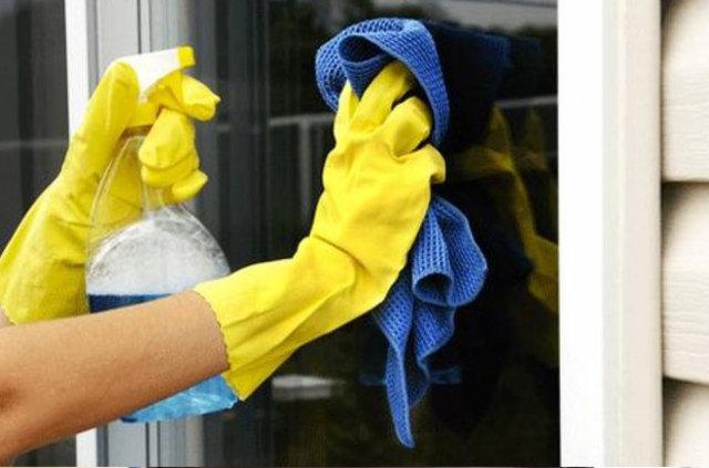 Ev temizliği için pratik bilgiler...