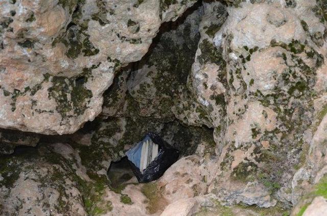 Batman'da PKK'ya ait 5 sığınak bulundu