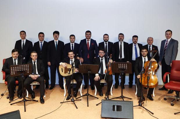 Müzisyen imamlardan bir başka tını