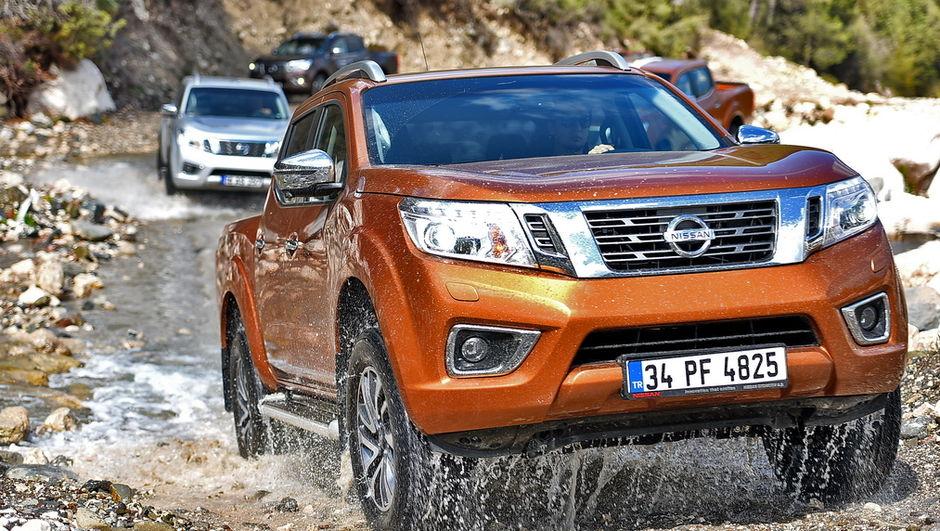 Yeni Nissan Navara satışa sunuldu