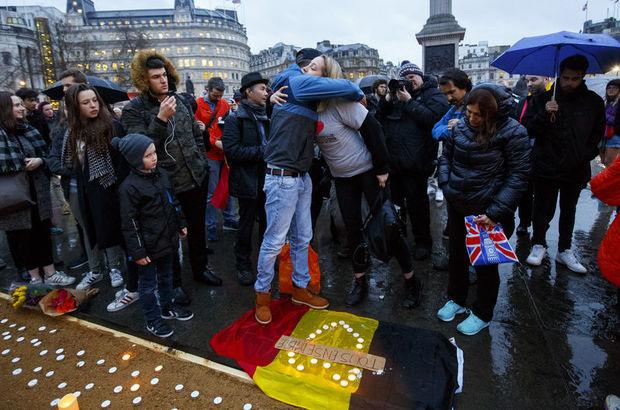 Brüksel'deki saldırılarda ölenlerin sayısı artıyor