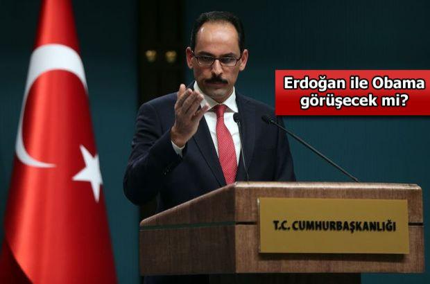 Cumhurbaşkanlığı Sözcüsü İbrahim Kalın'dan Rıza Sarraf açıklaması