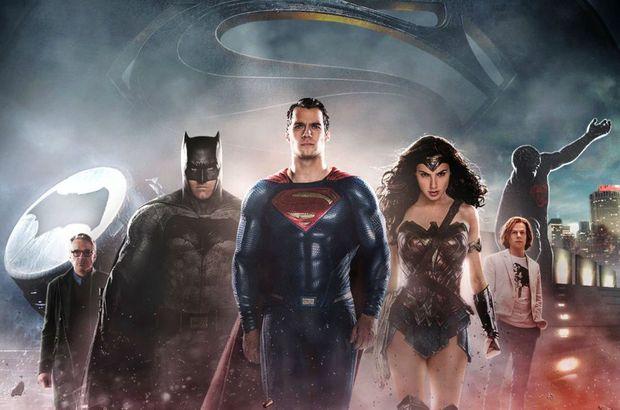 Batman v Superman: Adaletin Şafağı,THY