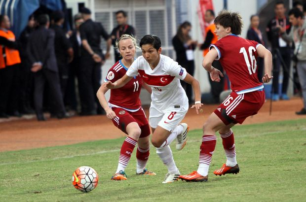 Kadın Futbol Milli Takımı