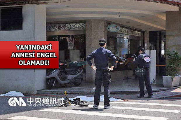 Tayvan'da 3 yaşındaki kız başı kesilerek öldürüldü