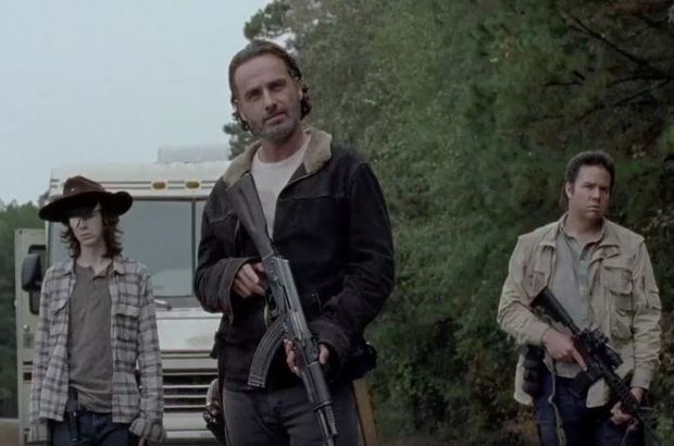 The Walking Dead 6.sezon 16.bölüm fragmanı nefes kesti-izle