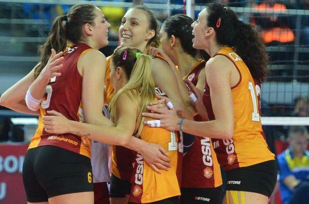 Galatasaray Daikin: 3 - Dinamo Krasnodar: 2