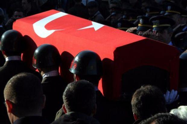 Şırnak'ta bir polis şehit oldu