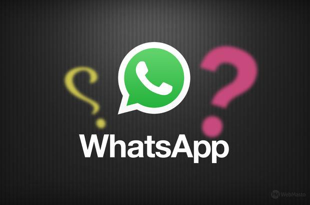 WhatsApp'ta yeni şifre dönemi