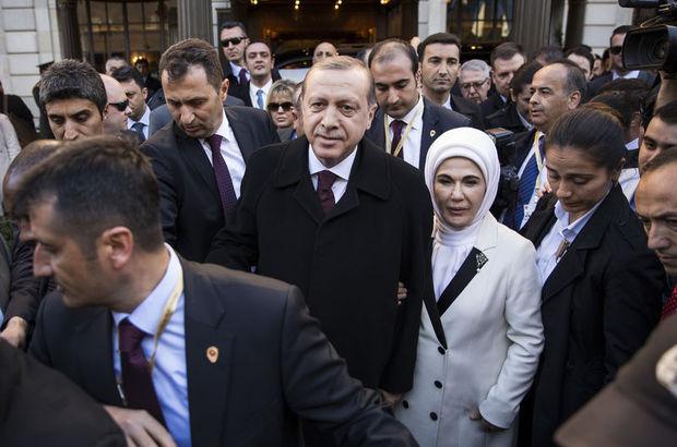 Cumhurbaşkanı Erdoğan, ABD'ye indi