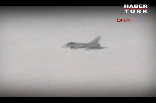 Bakanı koruyan Rus jetleriyle NATO uçakları arasında it dalaşı