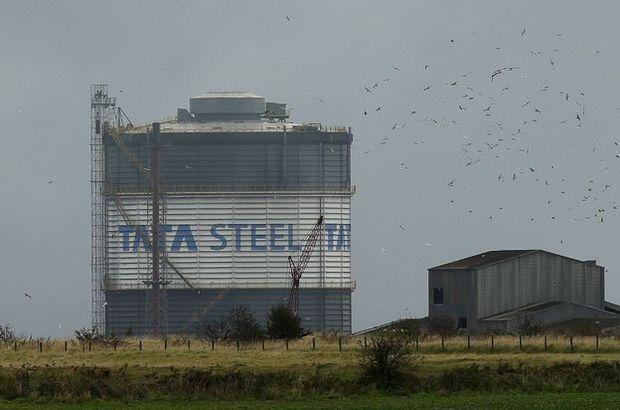 Tata Steel İngiltere'den çıkmaya hazırlanıyor