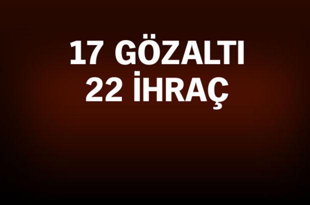Adana'da para karşılığı öğretmen ataması yapan şebeke çökertildi: 17 gözaltı, 22 öğretmene ihraç
