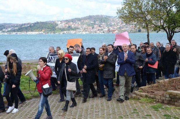 Tanal'dan Beykoz'a referandum önerisi!