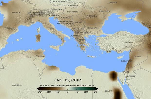 Orman Bakanlığı: 9 asrın kuraklığı Türkiye'yi kapsamıyor