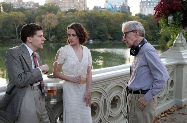 Woody Allen'dan Cannes'ı açacak
