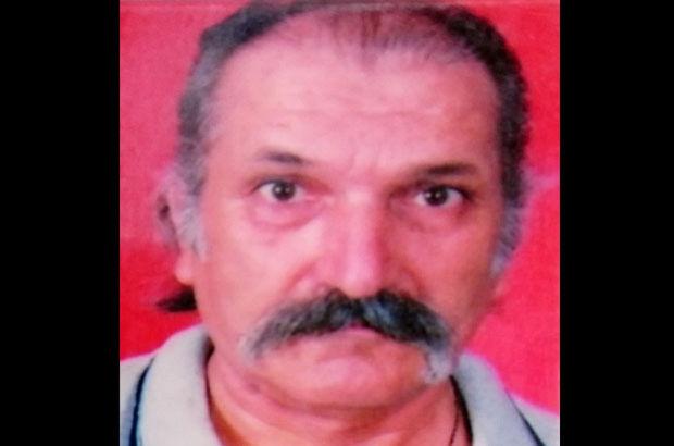 Antalya'da ölüm cami avlusunda yakaladı