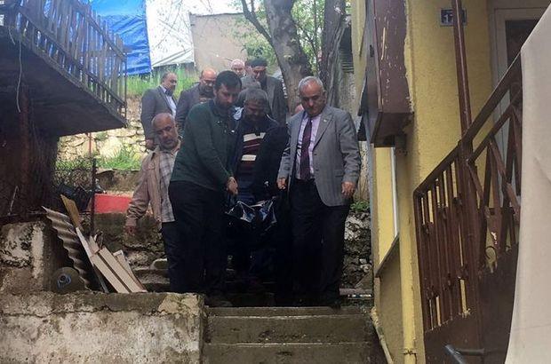 Kocaeli'de 37 yaşındaki kadın kendini astı
