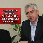 """""""TOKİ'Yİ SUR İÇİNE SOKMAYACAĞIZ... İSTEMEYEN EVİNİ VERMEYECEK"""""""