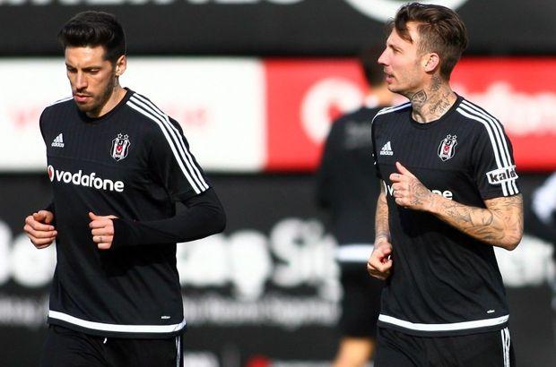 Beşiktaş'ta Kasımpaşa hazırlıkları