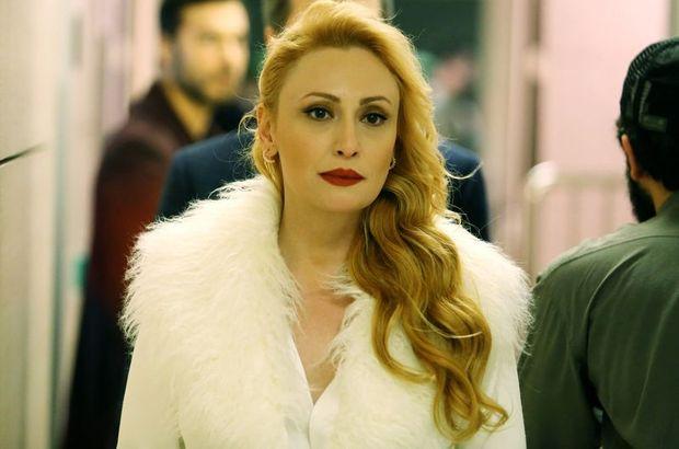 Gülçin Santırcıoğlu ilk kez kötü bir rolde