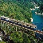 Dünyanın en güzel 10 tren yolculuğu